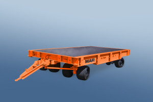 Mafi industrial-trailer-in
